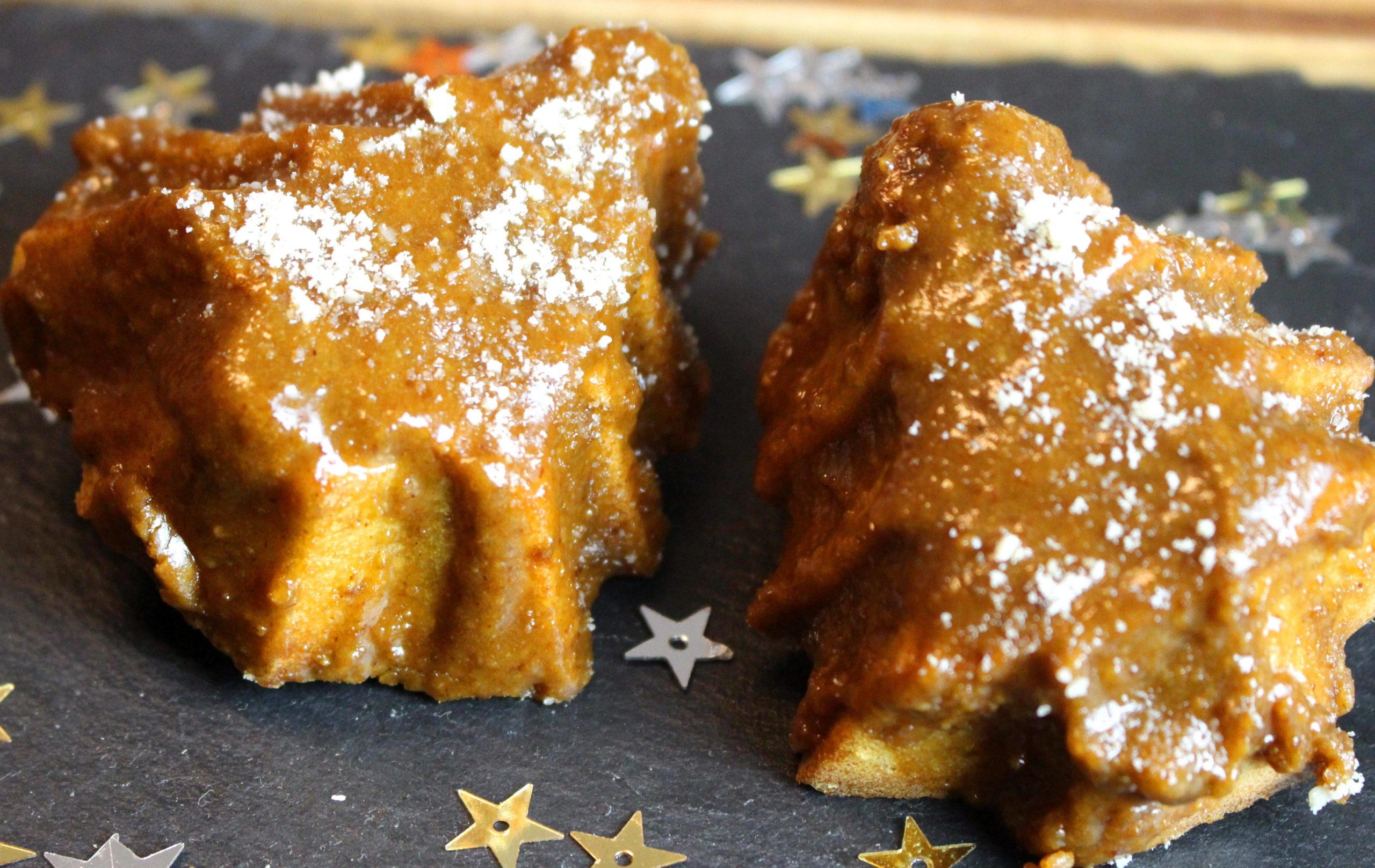 recette de muffins à l'orange et à l'amande sans gluten sans lait