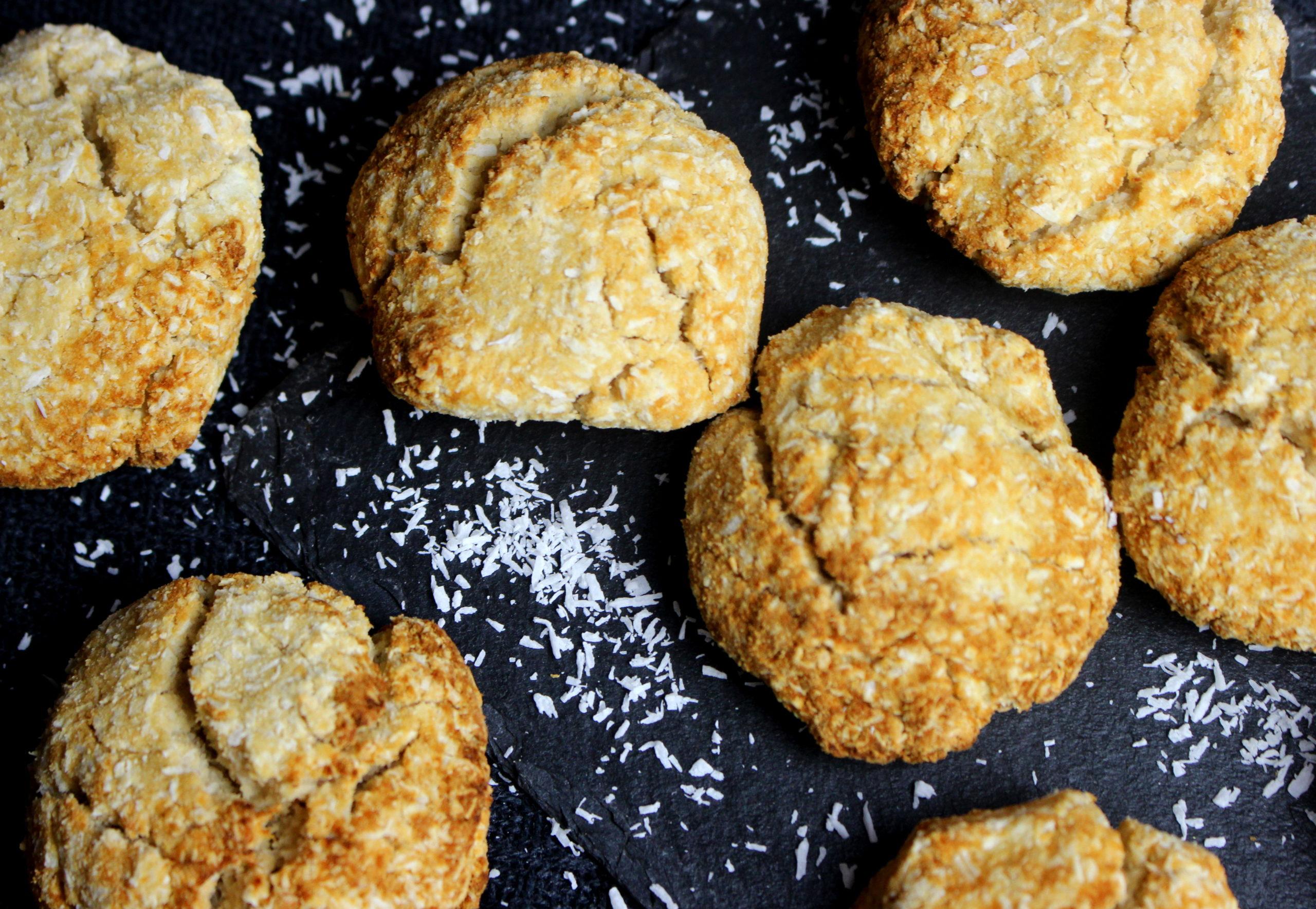 cookies paléos coco