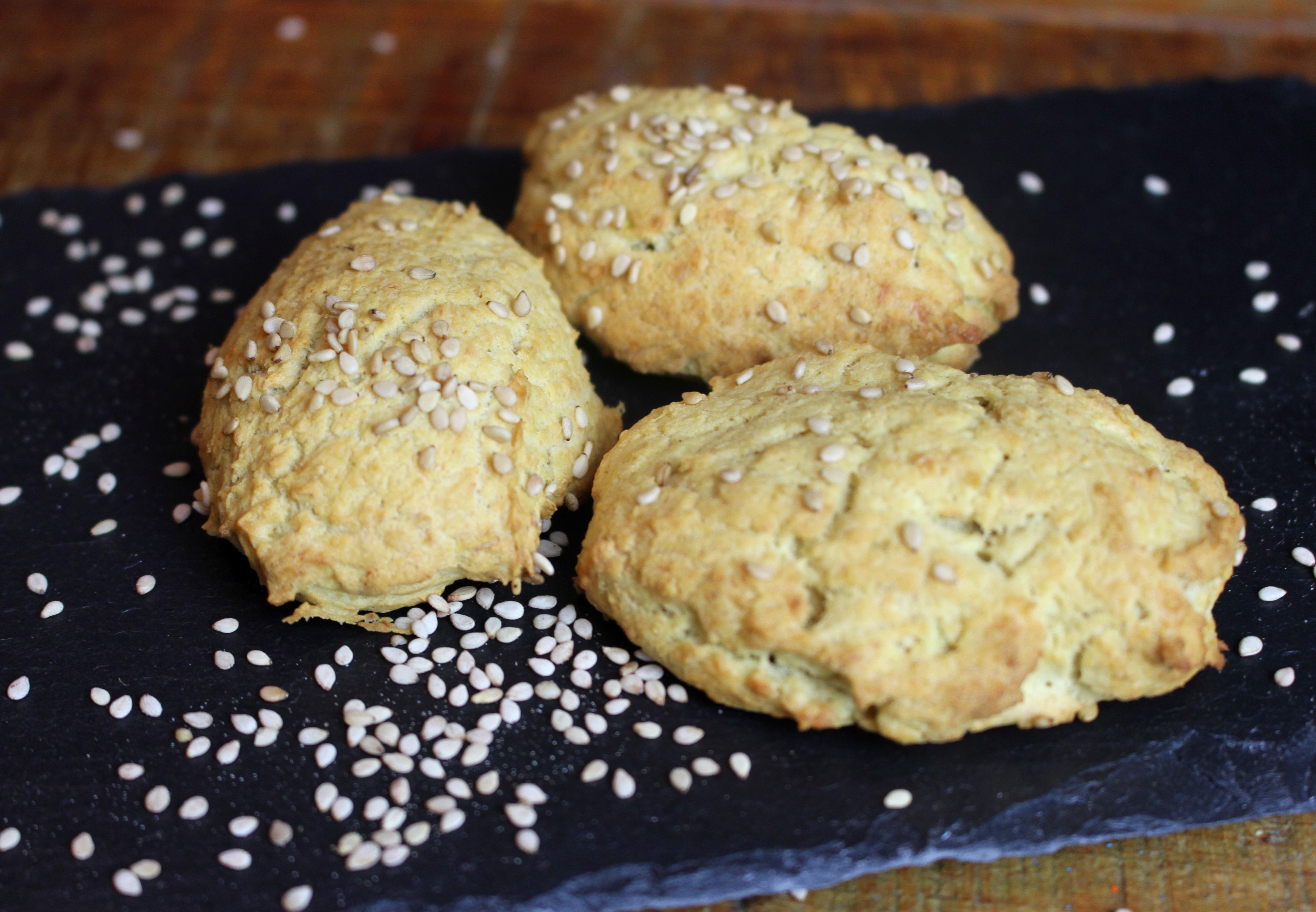 croquettes de pois chiche sans gluten