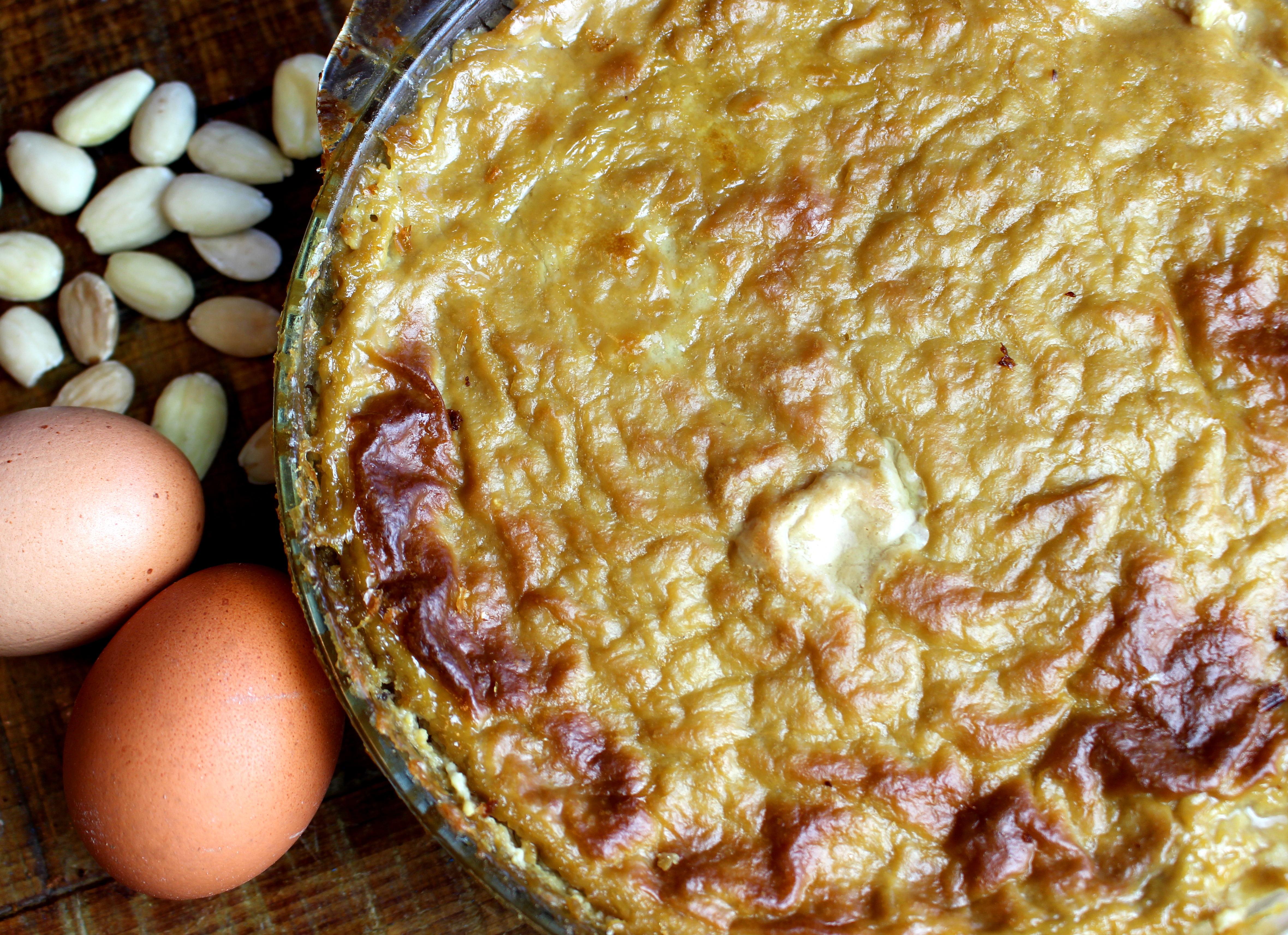 crèmes aux oeufs au four sans lait sans gluten paléo