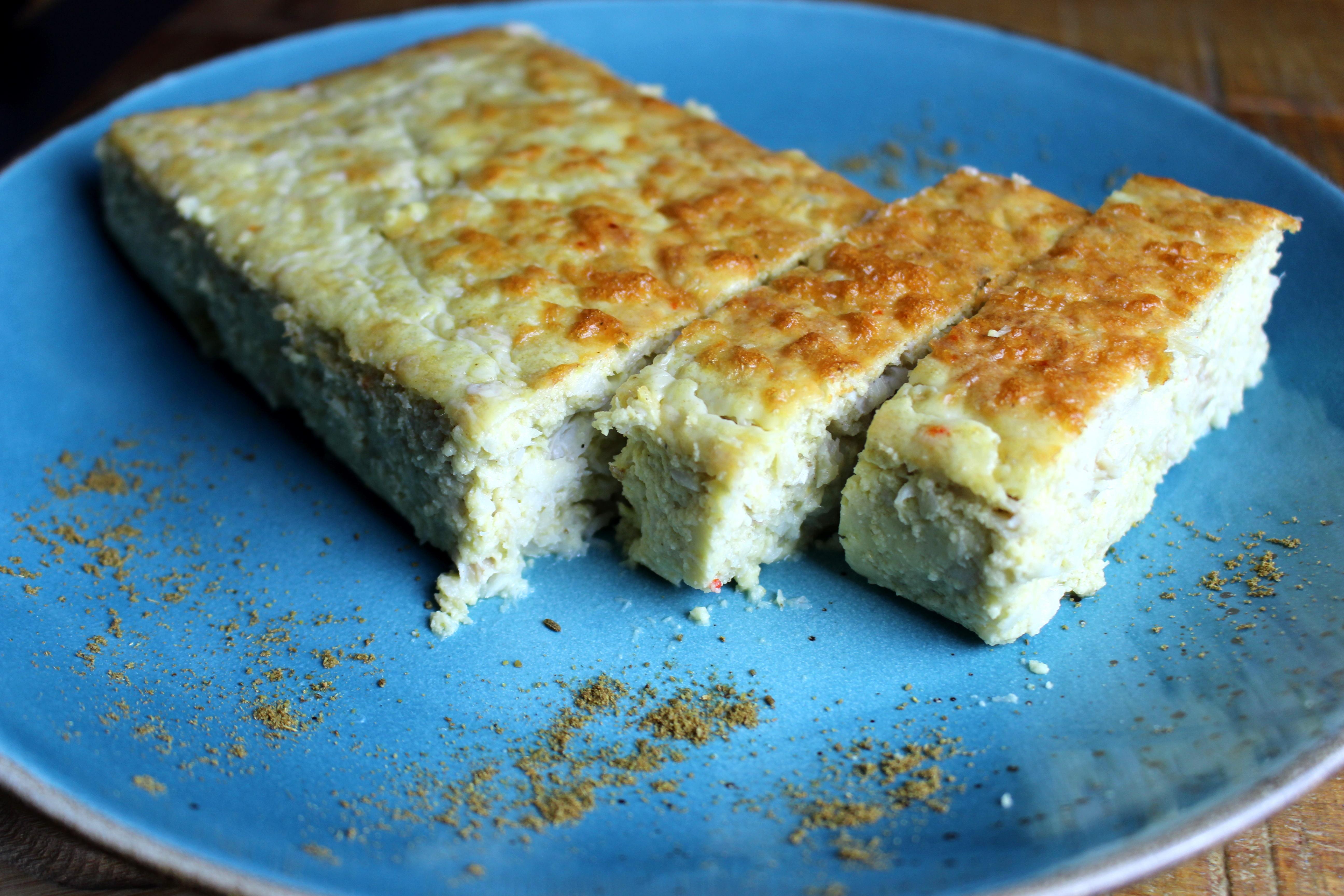 terrinedepoisson sans lait sans gluten et mayonnaise maison