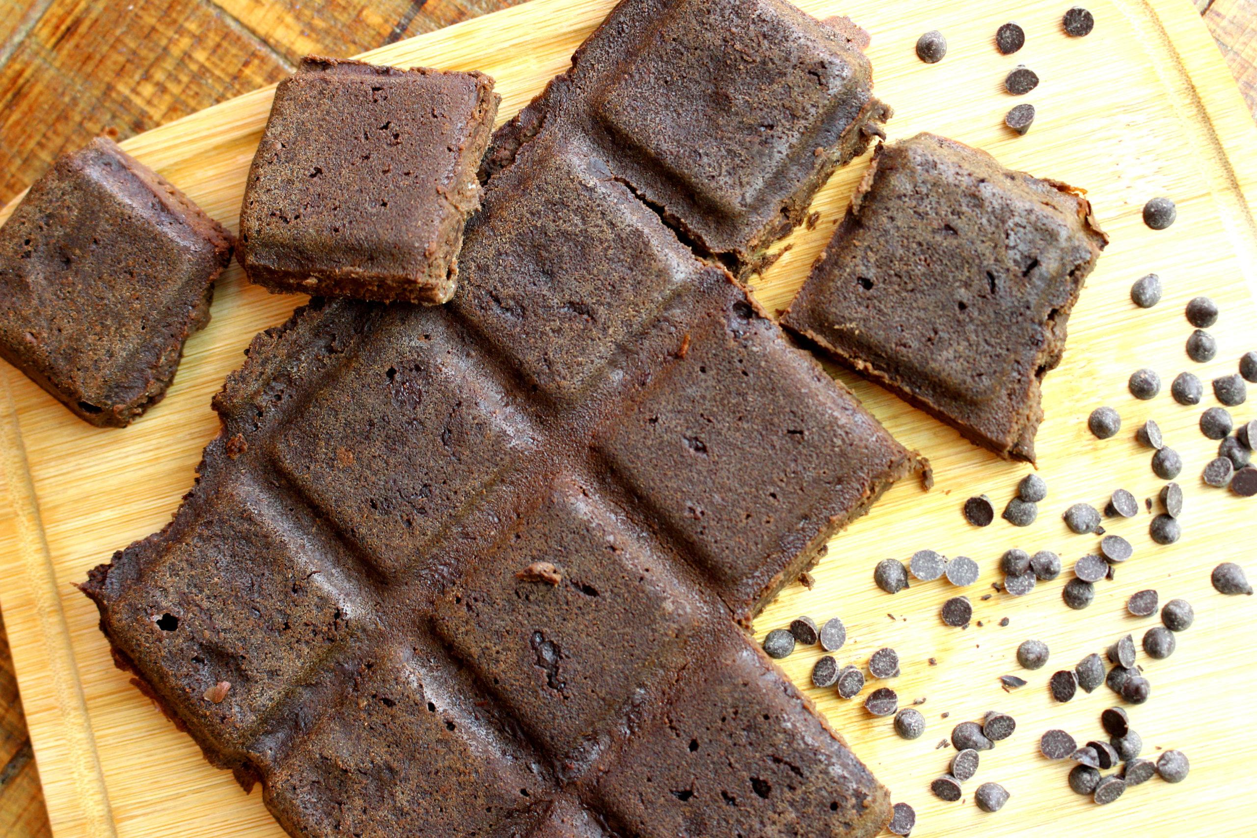 brownie sans gluten sans lait