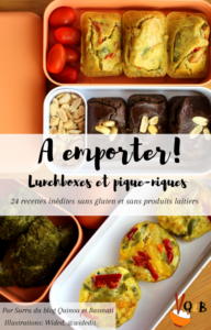 ebook lunchboxes et pique nique