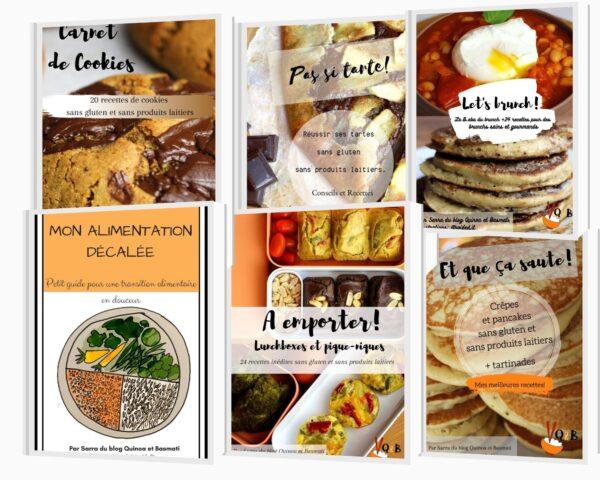 ebooks de recettes saines