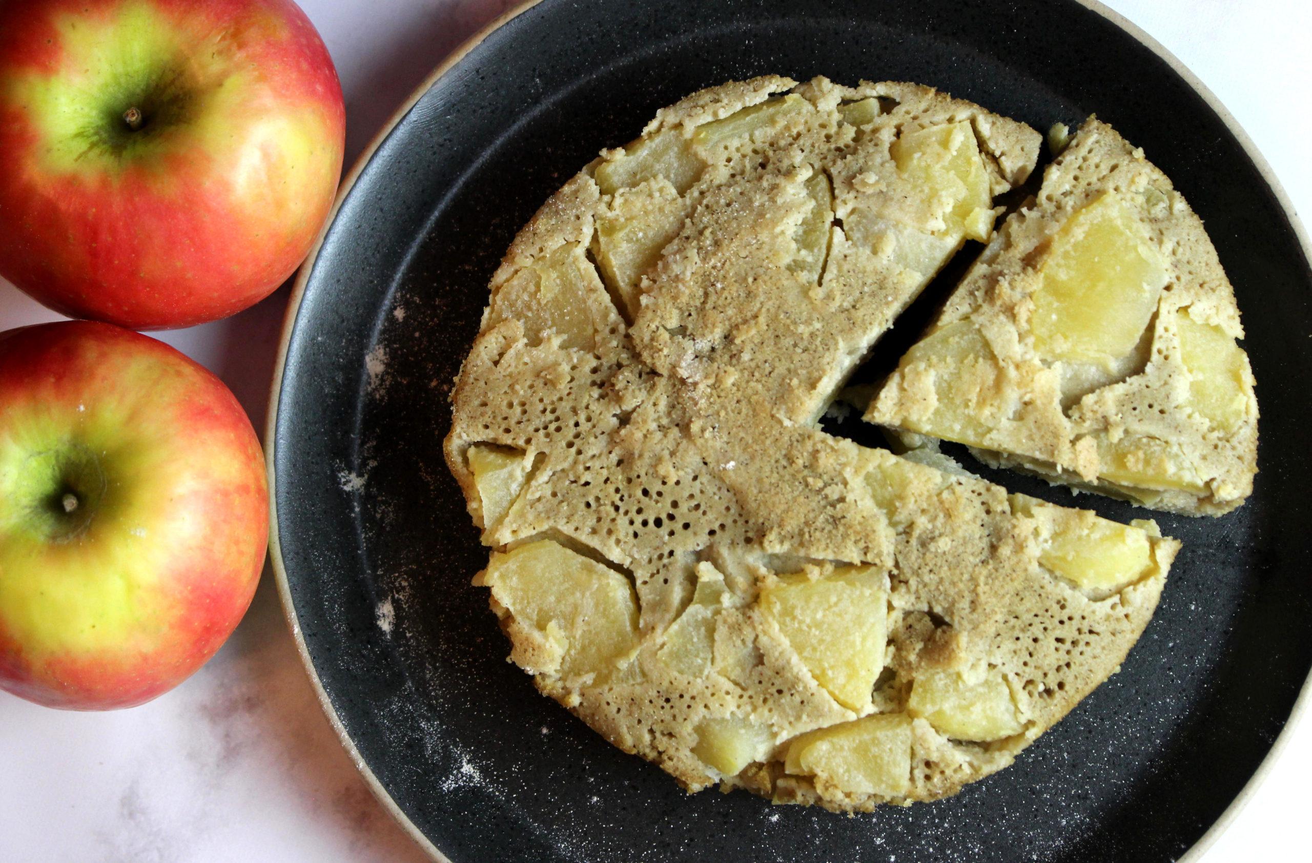 moelleux pomme cannelle vapeur douce