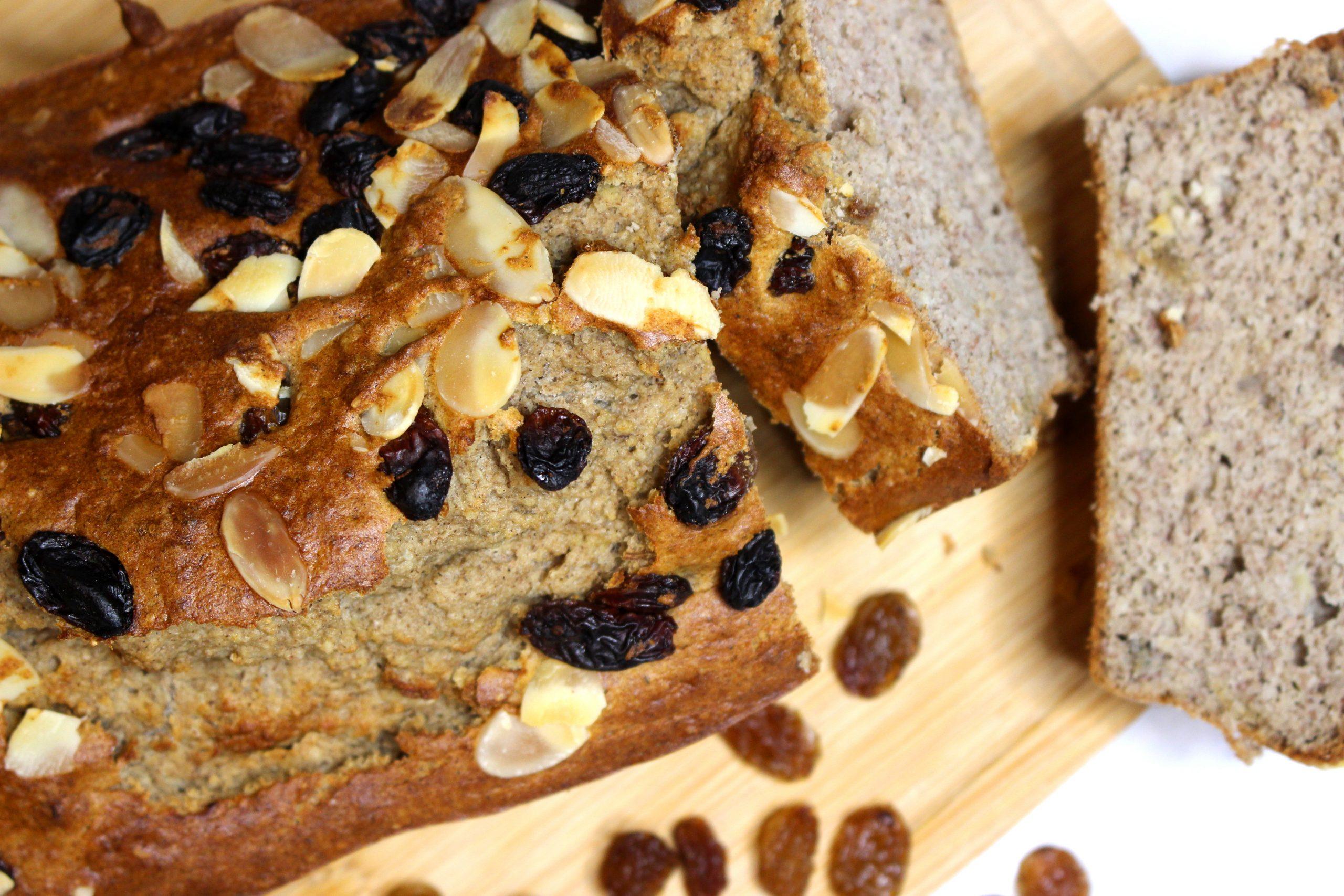 banana bread tahin sarrasin sans gluten
